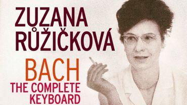 Zuzana Ruzickova est la première soliste à avoir enregistré l'oeuvre intégrale de Jean-Sébastien Bach pour instruments à claviers