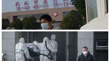 Situation sous tension à Wuhan, dans le centre de la Chine