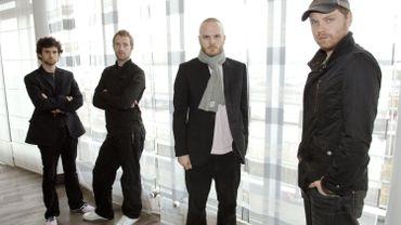 Coldplay de retour en novembre?