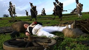 Waterloo : tournage du dernier film de Gérard Corbiau en 4D