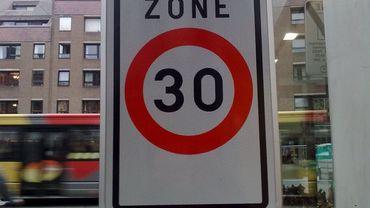 Bruxelles Mobilité présente une carte provisoire des futures limitations de vitesse
