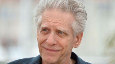 """David Cronenberg présente """"Maps to the Stars"""" à Cannes"""
