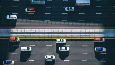 On reste dans le même pourcentage de trafic en moins par rapport à l'année dernière.