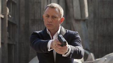 L'espion James bond s'offre un record dans son pays.
