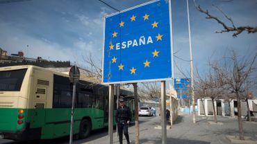 Maroc/Espagne: 50 migrants parviennent à entrer à Melilla