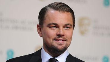 """Leonardo DiCaprio tourne actuellement """"The Revenant"""" sous la direction de Alejandro González Iñárritu"""