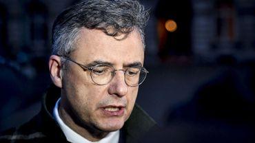 """Formation fédérale: cela """"dure depuis bien trop longtemps"""", admet l'informateur Joachim Coens"""
