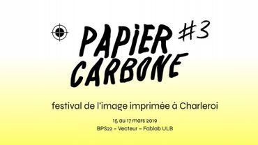 Papier Carbone édition carolo