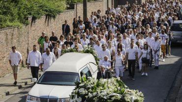 Cyril Vangriecken a été enterré lundi 4 mai.