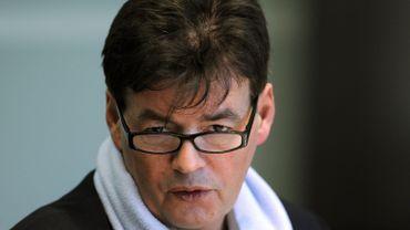 Bernard Wesphael lance son parti, le Mouvement de Gauche