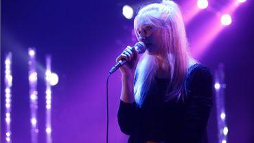 Alice On The Roof dans D6bels On Stage en janvier 2016