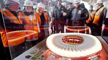 L'Atlético s'offre un nouveau stade pour 30 millions d'euros