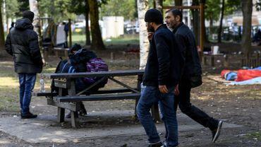 TC Bruxelles - Jusqu'à 5 ans de prison pour des trafiquants d'être humains actifs dans le parc Maximilien