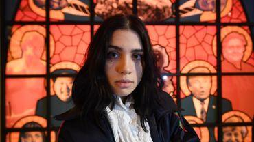 """La Pussy Riot Nadejda Tolokonnikova, également emprisonnée pour la """"prière anti-Poutine"""", propose une pièce de théâtre immersive, """"Inside Pussy Riot""""."""