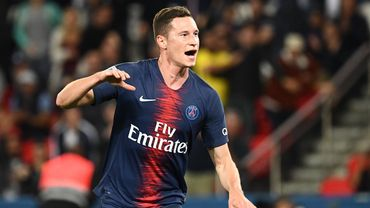 "Draxler voit son avenir au Paris SG, un club ""fou"""