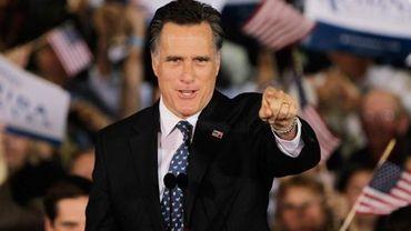 Mitt Romney remporte les primaires républicaines en Floride
