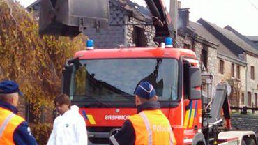 Incendie à Han-sur-Lesse: la piste d'un incendie criminel semble écartée