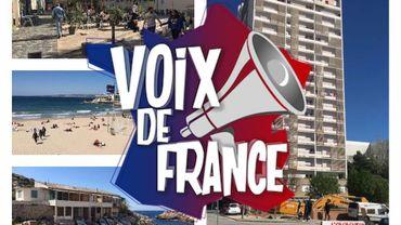 Présidentielle: à Marseille, entre dégoût et volonté de faire bouger les choses (reportage)
