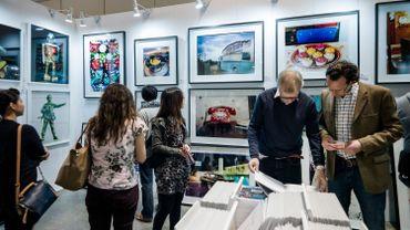 """L'art """"accessible"""" s'expose à Bruxelles ce week-end, mais l'est-il vraiment?"""