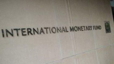 Le siège du FMI, à Washington, en 2011