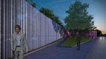 Projet Eros Center