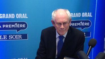 Herman Van Rompuy, ancien Premier ministre belge et président du Conseil européen.