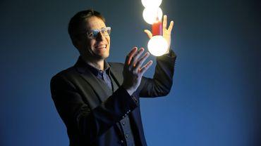 L'astronome suisse Didier Queloz