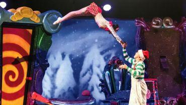 Les arts du cirque sont une nouvelle option à l'EMAP, l'Ecole des métiers et des arts de la province, à côté du théâtre de Namur. Les cours pratiques se donneront dans les locaux de la Haute Ecole de la province à Salzinnes