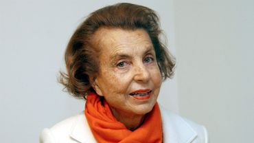 Liliane Bettencourt en 2004