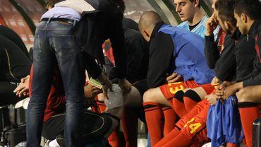 """Thibaut Courtois: """"Mon genou a lâché"""""""