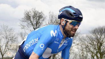 Alejandro Valverde, sera encore le grand favori de la Flèche