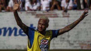 Neymar, en froid avec le PSG, va effectuer sa rentrée à Paris