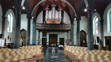 L'orgue de Frameries