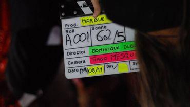 Illustration du tournage de Marbie