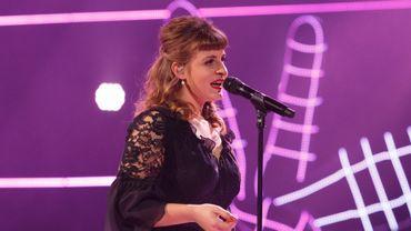 The Voice Belgique : choix royal pour Muriel après sa performance transcendante !