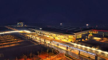 Le Vietnam vient d'inaugurer l'aéroport international de Van Don, près de la Baie d'Halong