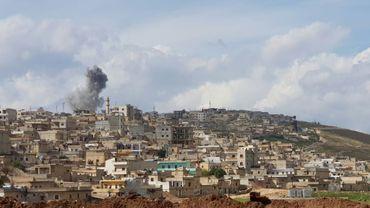"""Syrie: des civils utilisés comme """"boucliers humains"""" à Afrine, selon l'ONU"""