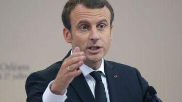 """Dans un communiqué, le parti présidentiel français, la République en Marche explique que, """"d'après (ses) premières investigations, ces documents seraient les mêmes que ceux issus de l'opération de piratage organisée le 5 mai""""."""