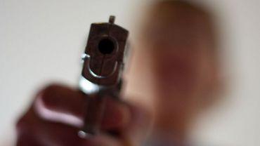 Le mari a été malmené au cours de l'agression