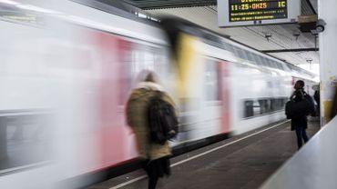 Des chercheurs de la KUL ont trouvé une solution pour améliorer la ponctualité des trains