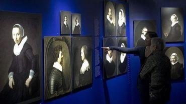 L'oeuvre complète de Rembrandt exposée, en reproductions, à Amsterdam