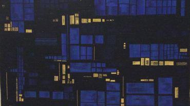 Une tapisserie de Marie-Thumette Brichard au TAMAT