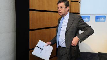Didier Bellens remonté contre les autorités belges: est-ce justifié? (Ici le 2 mars 2012)