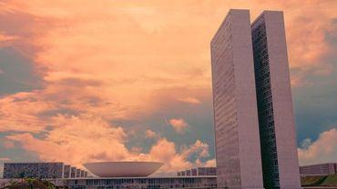 Le congrès et le Parlement de Brasilia