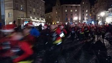 Corrida Manneken-Pis de Bruxelles: 2.500 participants ont couru pour la bonne cause