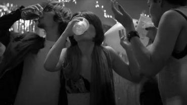 """Till it happens to you"", le clip choc de Lady Gaga"