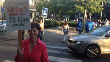 Uccle : une action des enseignants contre le plan de stationnement