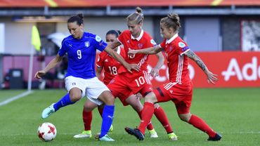 La Russie bat l'Italie 2-1 à l'Euro