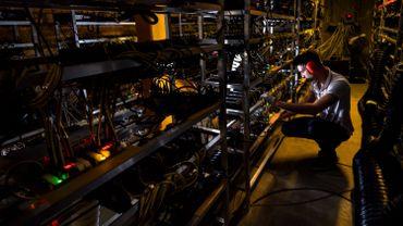 Elia se lance dans un projet pilote autour de la blockchain dans le secteur énergétique