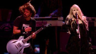 Stevie Nicks : Dave Grohl est l'und es meilleurs batteurs au monde